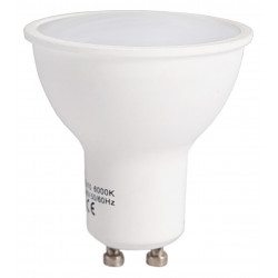 Żarówka LED GU10 MOC: 9W